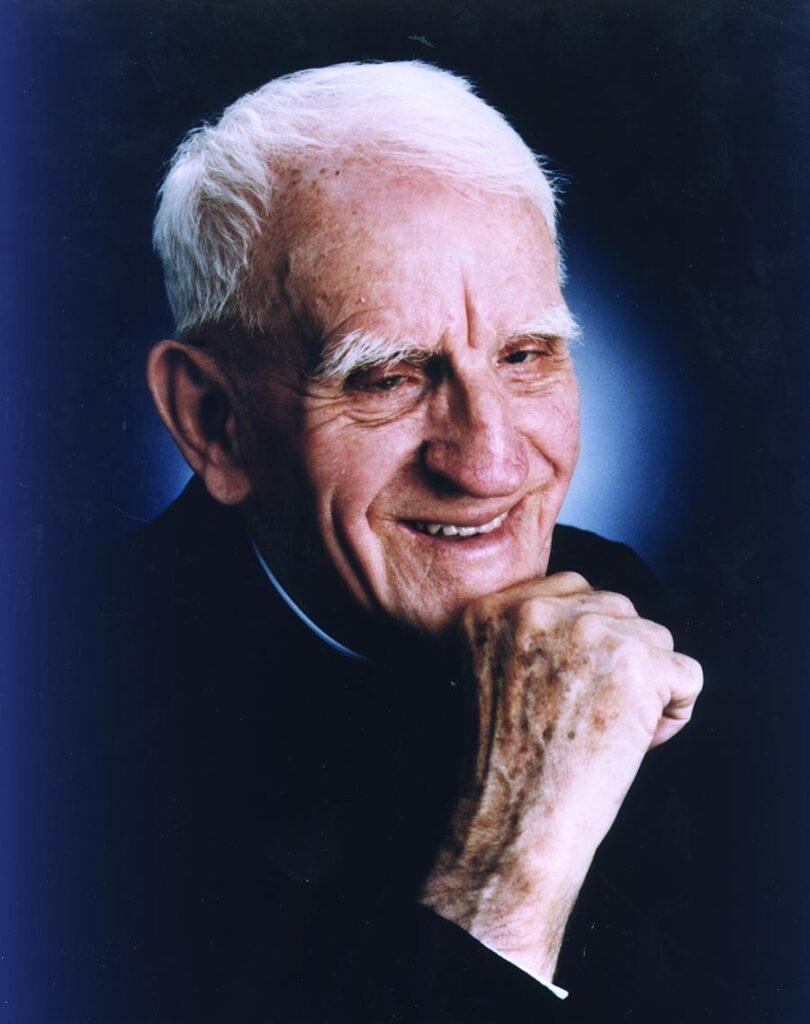 Brother Mathias protrait
